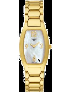 Chic Time | Montre Femme Tissot T-Maya Tonneau T73335972  | Prix : 5,954.40