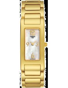 Chic Time | Montre Femme Tissot T-Maya Rectangulaire T73336072  | Prix : 6,294.00