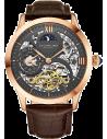 Chic Time | Montre Homme Stuhrling Original Legacy 571.3345K54 Marron  | Prix : 329,40€