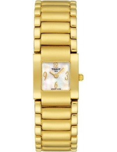 Chic Time | Montre Femme Tissot T-Maya Square T73336172  | Prix : 5,613.60