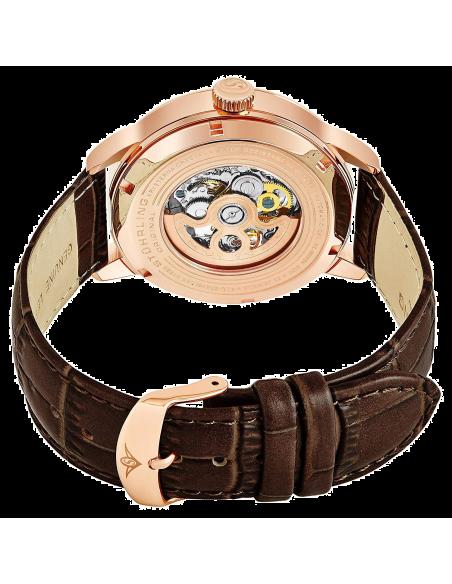 Chic Time | Montre Homme Stuhrling Original Legacy 133.33151 Noir  | Prix : 209,40€