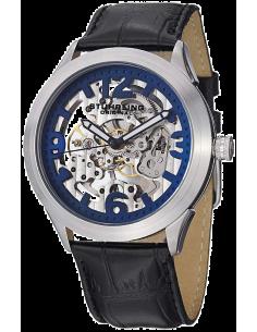 Chic Time   Montre Homme Stuhrling Original Legacy 765.02 Noir    Prix : 161,85€