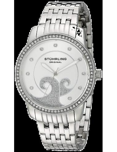 Chic Time | Montre Femme Stuhrling Original Symphony 569.01 Argent  | Prix : 148,85€