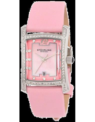 Chic Time | Montre Femme Stuhrling Original Vogue 145CL.1215A9 Rose  | Prix : 191,40€