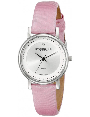 Chic Time | Montre Femme Stuhrling Original Vogue 734L.01 Rose  | Prix : 129,35€