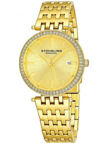 Chic Time | Montre Femme Stuhrling Original Symphony 579.03 Or  | Prix : 168,35€