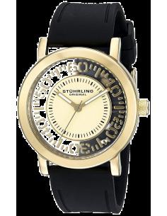 Chic Time   Montre Homme Stuhrling Original Symphony 830.02 Noir    Prix : 148,85€