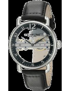 Chic Time | Montre Homme Stuhrling Original Legacy 976.01 Noir  | Prix : 191,40€