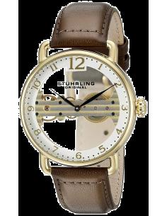 Chic Time | Montre Homme Stuhrling Original Legacy 976.03 Brun  | Prix : 233,40€