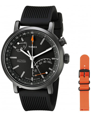 Chic Time | Montre Connectée Timex Smartwatch TWG012600  | Prix : 149,90€