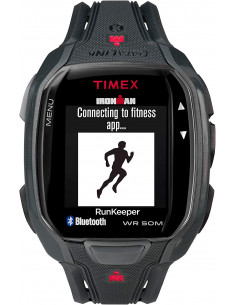 Chic Time | Montre Connectée Timex Ironman Run Smartwatch TW5K84500  | Prix : 89,99 €