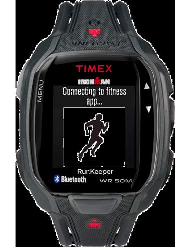 Chic Time | Montre Connectée Timex Ironman Run Smartwatch TW5K84500  | Prix : 89,99€