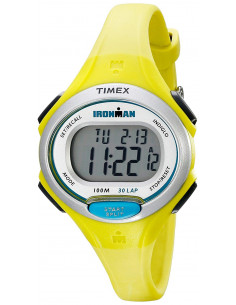 Chic Time | Montre Femme Timex Ironman TW5K90200 Jaune  | Prix : 66,75€