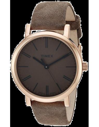 Chic Time | Montre Femme Timex Originals TW2P96300ZA Marron  | Prix : 71,20€
