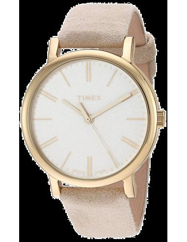 Chic Time   Montre Femme Timex Originals TW2P96200ZA Beige    Prix : 71,20€
