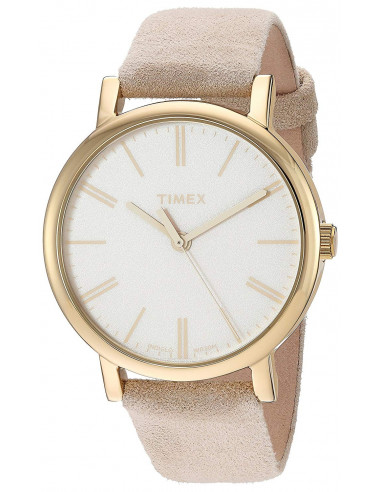 Chic Time | Montre Femme Timex Originals TW2P96200ZA Beige  | Prix : 71,20€