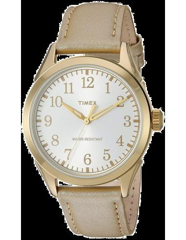 Chic Time | Montre Femme Timex Briarwood Terrace TW2P993009J Or  | Prix : 44,50€