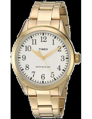 Chic Time | Montre Femme Timex Briarwood Terrace TW2R100009J Or  | Prix : 71,20€