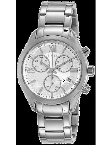 Chic Time | Montre Femme Timex Miami TW2P936009J Argent  | Prix : 79,20€