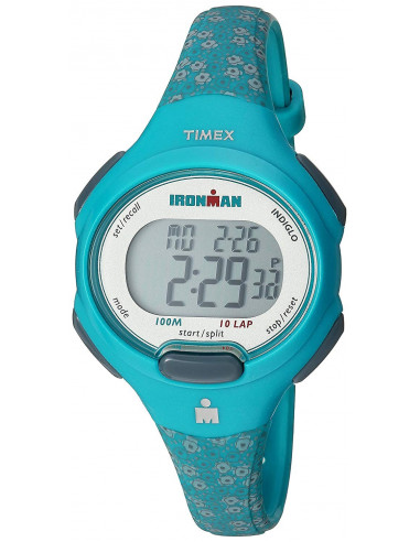 Chic Time | Montre Femme Timex Ironman TW5M072009J Bleu  | Prix : 63,20€