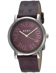 Chic Time | Montre Femme DKNY Soho NY2762 Violet  | Prix : 104,30€