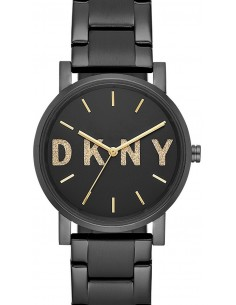 Chic Time | Montre Femme DKNY Soho NY2682 Noir  | Prix : 104,30€