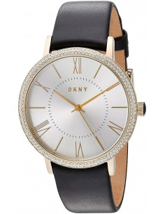 Chic Time | Montre Femme DKNY Willoughby NY2544 Noir  | Prix : 155,40 €
