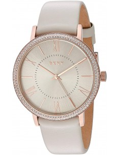 Chic Time | Montre Femme DKNY Willoughby NY2545 Beige  | Prix : 151,99€