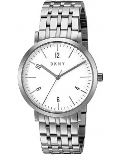 Chic Time | Montre Femme DKNY Minetta NY2502 Argent  | Prix : 129,35 €