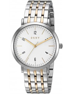 Chic Time | Montre Femme DKNY Minetta NY2505 Argent  | Prix : 148,85 €