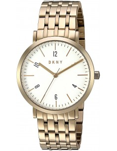 Chic Time | Montre Femme DKNY Minetta NY2503 Or  | Prix : 148,85 €