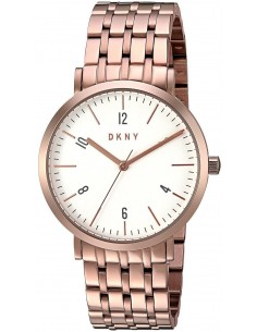 Chic Time | Montre Femme DKNY Minetta NY2504 Or Rose  | Prix : 148,85 €