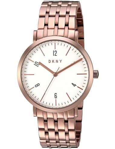 Chic Time | Montre Femme DKNY Minetta NY2504 Or Rose  | Prix : 148,85€