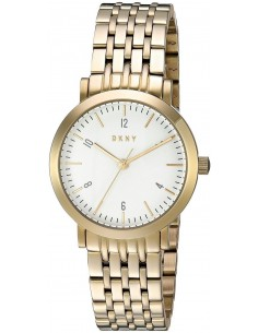 Chic Time | Montre Femme DKNY Minetta NY2510 Or  | Prix : 174,85 €