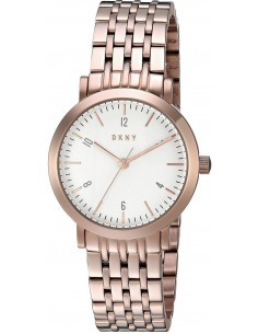 Chic Time | Montre Femme DKNY Minetta NY2511 Or Rose  | Prix : 148,85 €