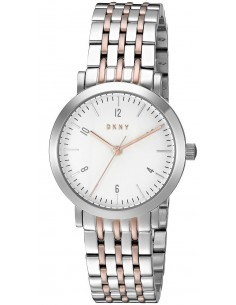 Chic Time | Montre Femme DKNY Minetta NY2512 Or Rose  | Prix : 148,85 €