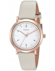 Chic Time | Montre Femme DKNY Minetta NY2514 Gris  | Prix : 148,85 €