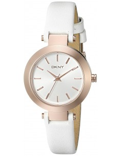 Chic Time | Montre Femme DKNY Stanhope NY2405 Blanc  | Prix : 119,40 €