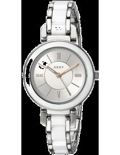 Chic Time | Montre Femme DKNY Ellington NY2588 Blanc  | Prix : 179,00€