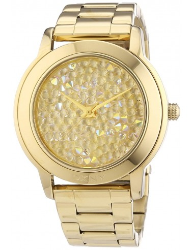 Chic Time | Montre Femme DKNY NY8437 Or  | Prix : 337,35€