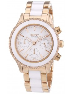 Chic Time | Montre Femme DKNY Chambers NY8825 Or Rose  | Prix : 285,35 €