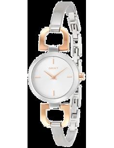 Chic Time | Montre Femme DKNY Citylink NY2137 Argent  | Prix : 194,35€