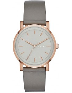 Chic Time | Montre Femme DKNY Soho NY2341 Gris  | Prix : 96,85 €