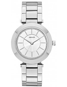 Chic Time | Montre Femme DKNY Stanhope NY2285 Argent  | Prix : 168,35 €