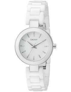 Chic Time | Montre Femme DKNY Stanhope NY2354 Blanc  | Prix : 194,00 €