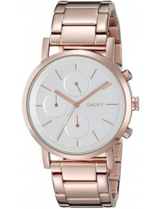 Chic Time | Montre Femme DKNY Soho NY2275 Or Rose  | Prix : 129,35 €