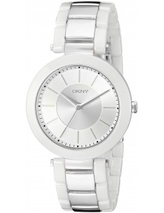 Chic Time | Montre Femme DKNY Stanhope NY2288 Argent  | Prix : 181,35€