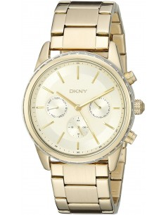 Chic Time | Montre Femme DKNY Rockaway NY2330 Or  | Prix : 148,85 €