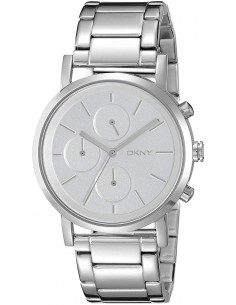 Chic Time | Montre Femme DKNY Soho NY2273 Argent  | Prix : 194,35€