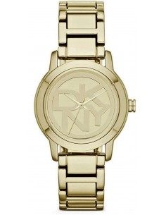 Chic Time | Montre Femme DKNY Tompkins NY8876 Or  | Prix : 181,35€